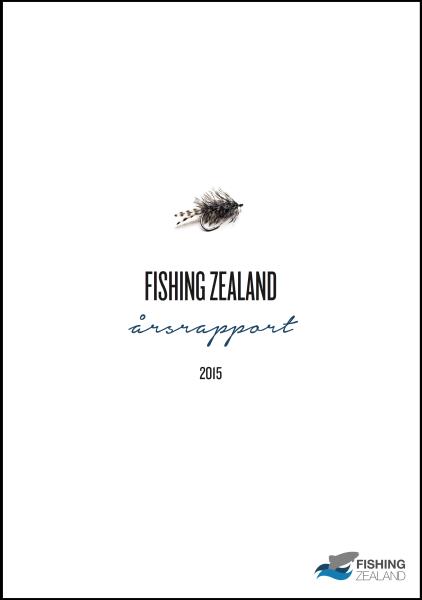 Fishing Zealand Årsrapport - 2015