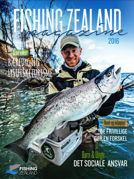 Fishing Zealand Magazine, 2016