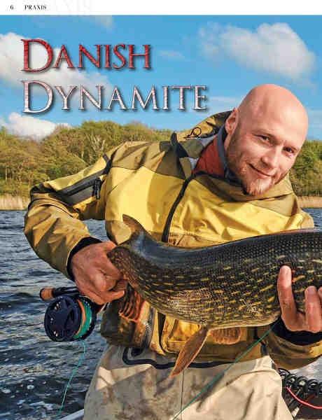 Danish Dynamite - Fisch und Fliege, 2013