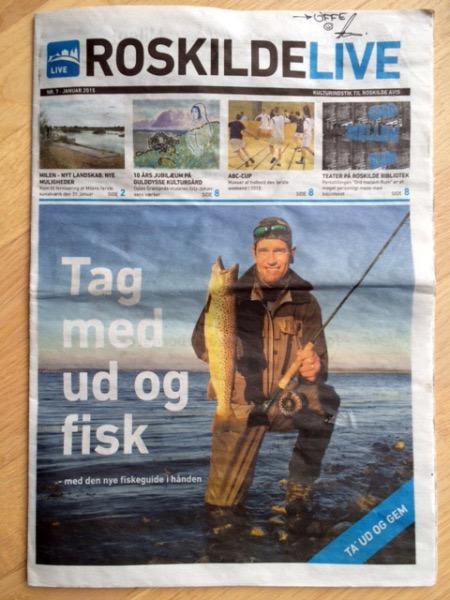 Roskilde Live, Tag med ud og fisk, 7.januar 2015