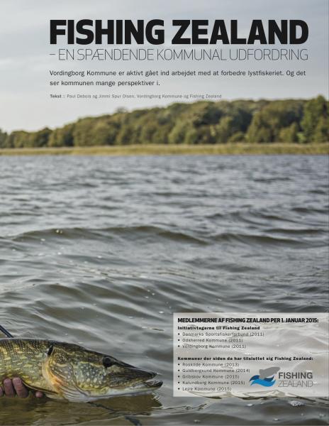 Miljø & Vandpleje, Januar 2015