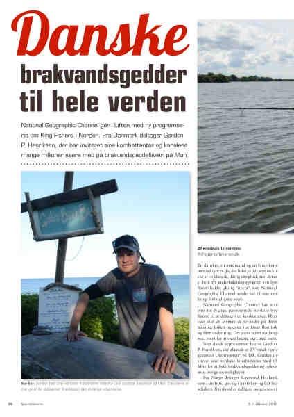 Sportsfiskeren, #8 2013