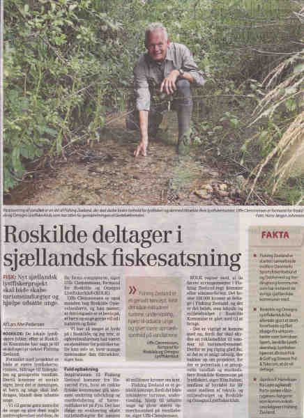 Dagbladet Roskilde, juni 2013