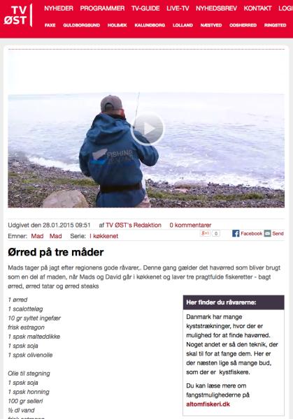 TV2 Øst, 28.januar 2015
