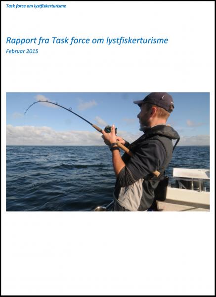 Rapport fra Task force om lystfiskerturisme, Februar 2015