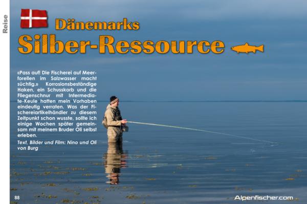 Dänemarks Silber-Ressource, Der Alpenfischer, September 2016