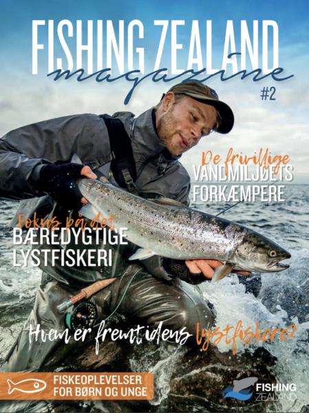 Fishing Zealand Magazine 2018