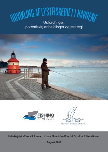 Udvikling af lystfiskeriet i havnene, August 2017