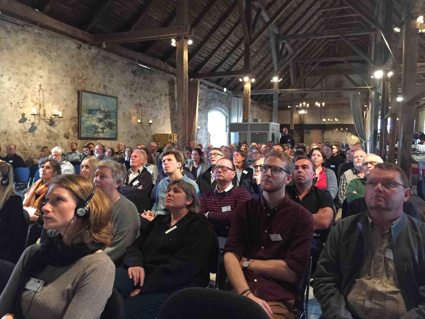 Beskyttelse af Øresund var et af mange vigtige emner der blev drøftet på FZ-konferencen.