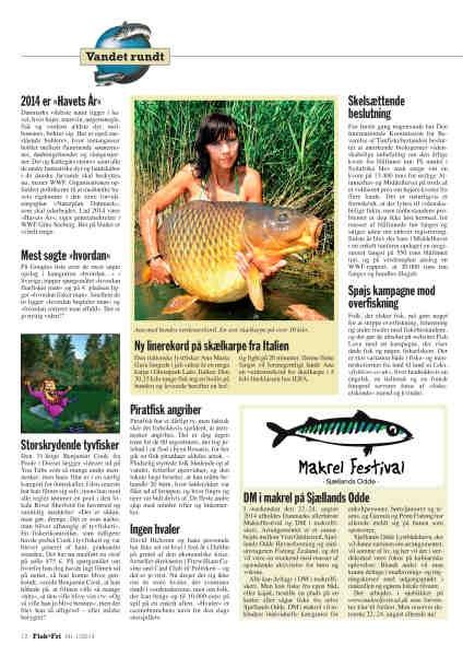 Fisk & Fri #1 2014