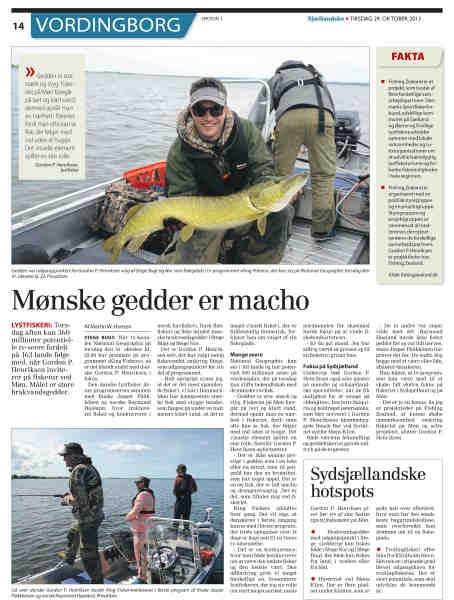 Sjællandske, 29. oktober 2013