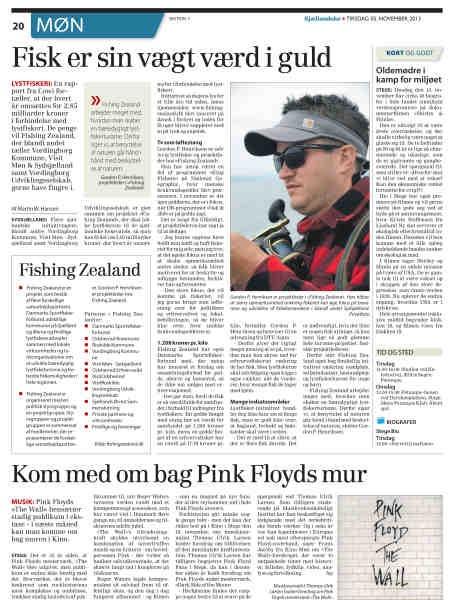 Sjællandske, 5. november 2013
