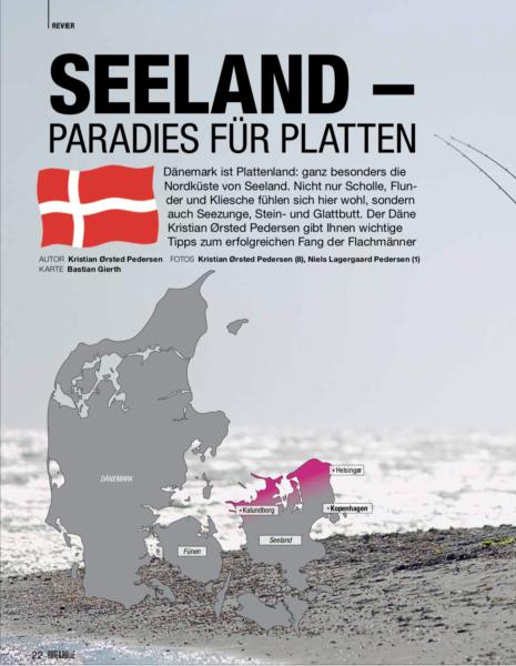 Seeland - Paradies für Platten, Rute Und Rolle, 2019